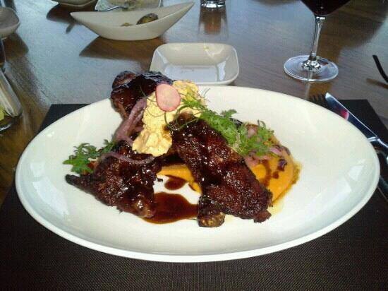 Westin Riverfront Resort & Spa: short ribs