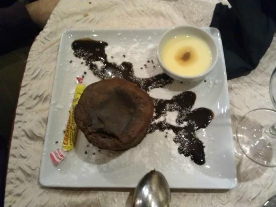 Chez Kub : Dessert