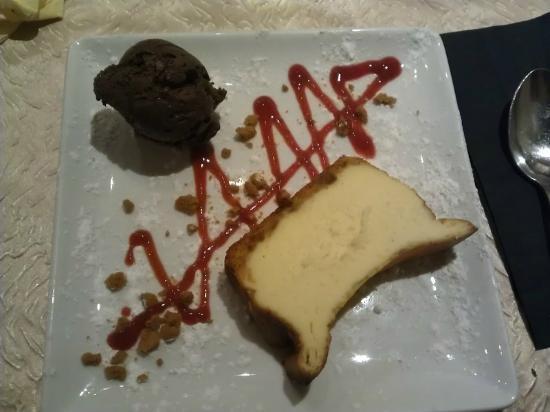Chez Kub : The best cheesecake!!!