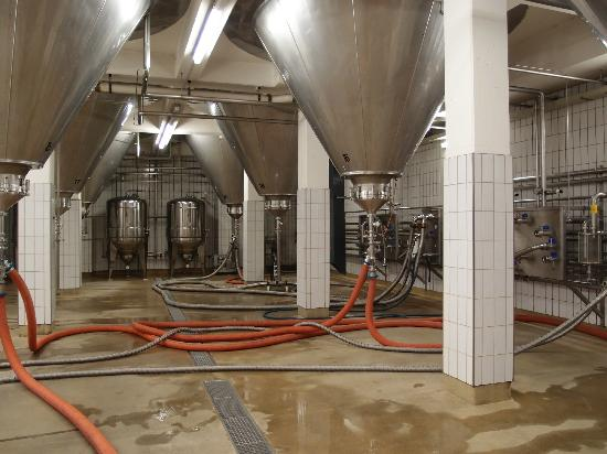 Weihenstephan: Inside the brewery