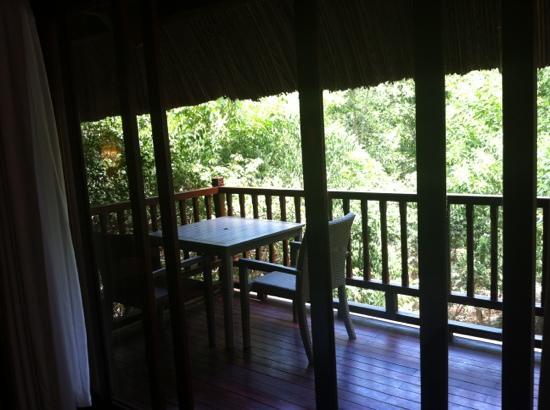 An Lam Ninh Van Bay Villas: balcony