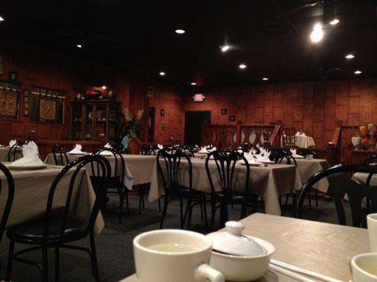Inside Thai Gournmet Picture Of Thai Gourmet Restaurant
