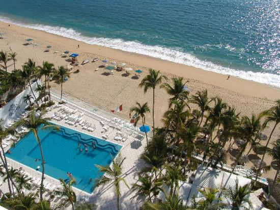 Elcano Hotel: Vue de la chambre