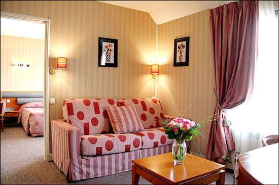 Villa Luxembourg: Suite