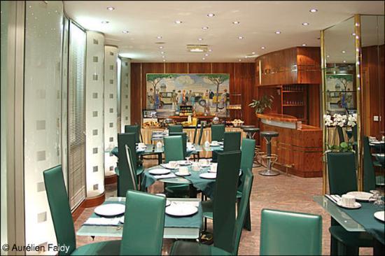 Villa Luxembourg: Restaurant