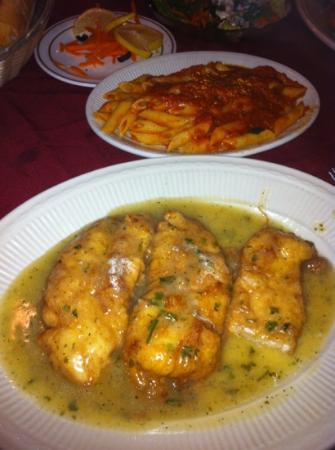 Morrisville, Πενσυλβάνια: chicken francais