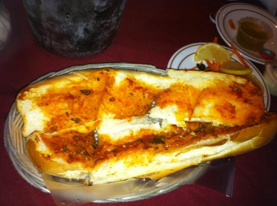 Morrisville, PA: garlic bread