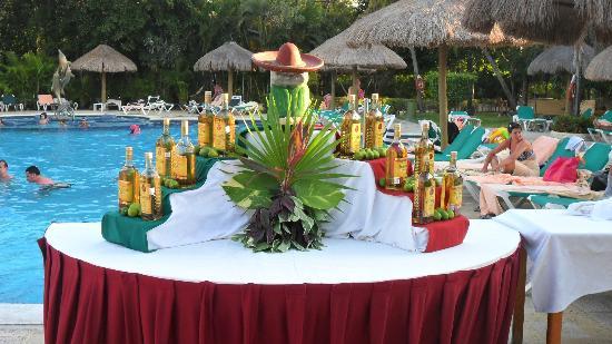 Hotel Riu Lupita: aperitivo