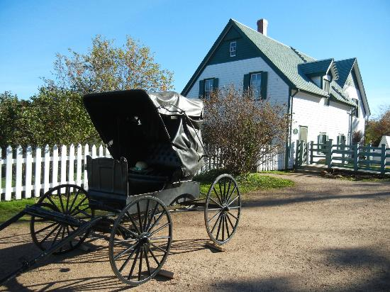 Charlottetown, Canadá: Anne of Green Gables