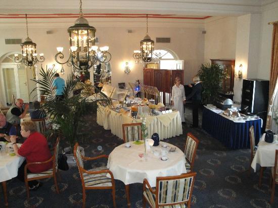 Kuhlungsborn Hotel Vier Jahreszeiten Bewertung