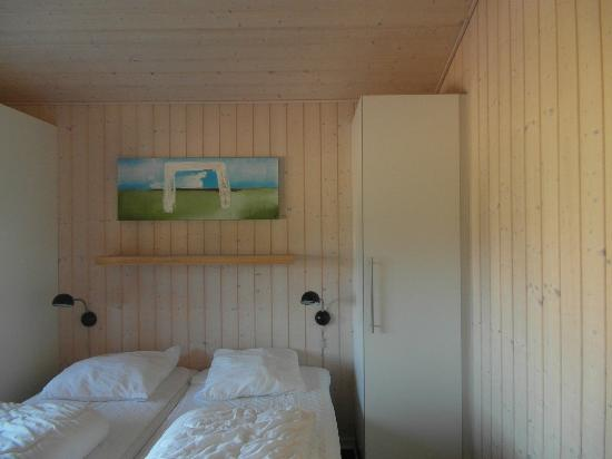 Lalandia Billund: The main bedroom