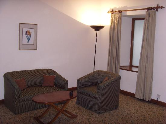 Maidens Hotel: Sitting Area