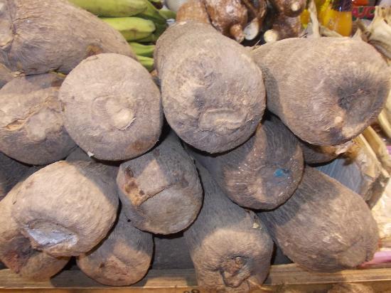 Nuovo Mercato Esquilino: mercato esquilino - tuberi