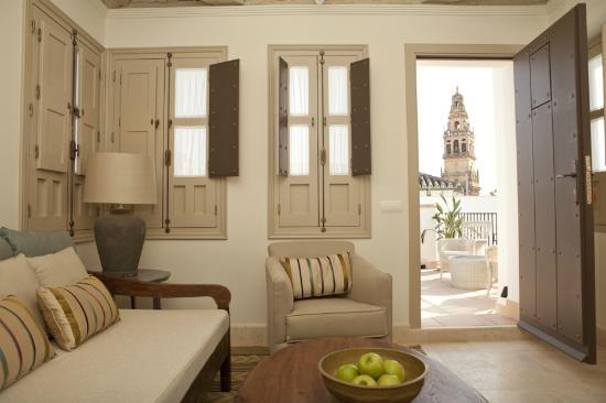 Balcon de Cordoba: Junior Suite Terraza