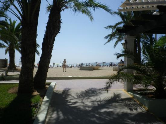 Ushuaia Ibiza Beach Hotel: STRAND