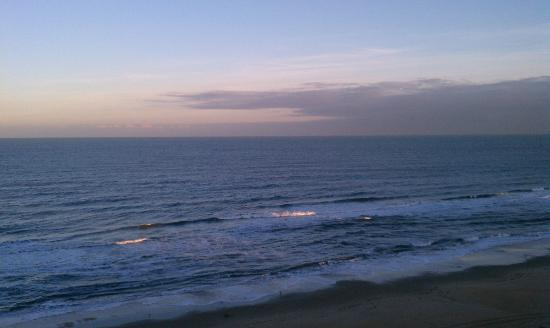 Holiday Inn Va Beach-Oceanside (21st St): Sunset