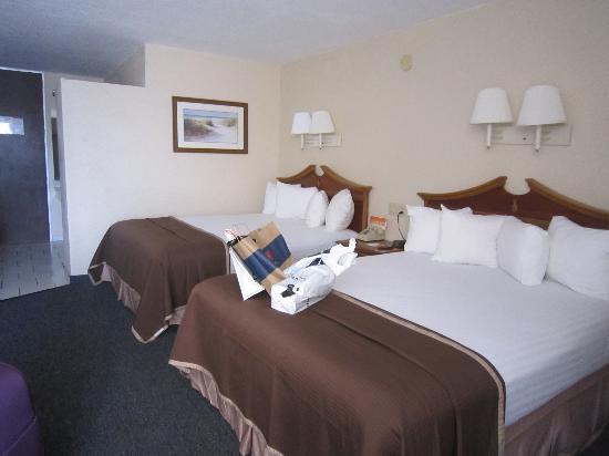Howard Johnson Resort Hotel - ST. Pete Beach FL: Hab 402