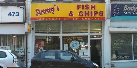 Sunny's Fish and Chips