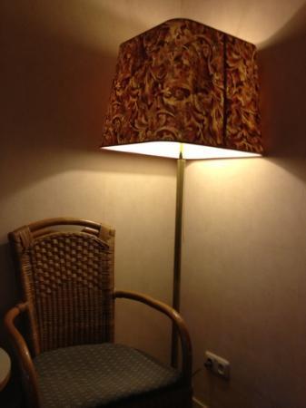 Fletcher Hotel Restaurant Paasberg : het leek wel retro hotel