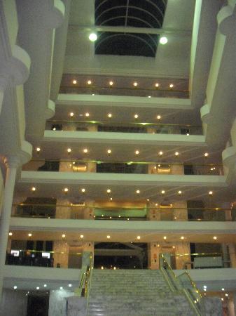 Guayarmina Princess Hotel: hotel