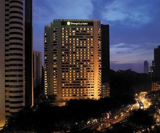 Shangri-La Hotel Kuala Lumpur: Exterior