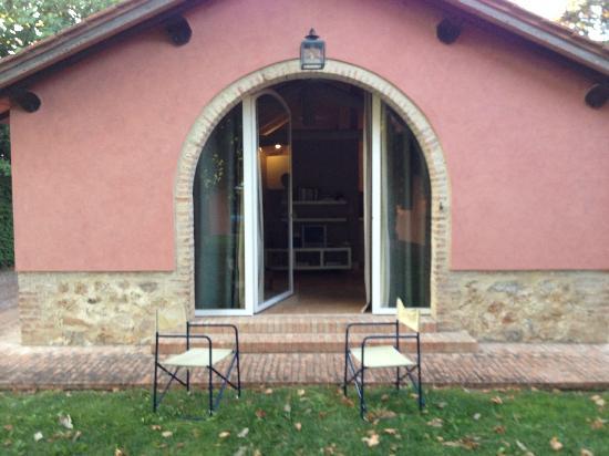 Residenza Le Versegge: Notre logement