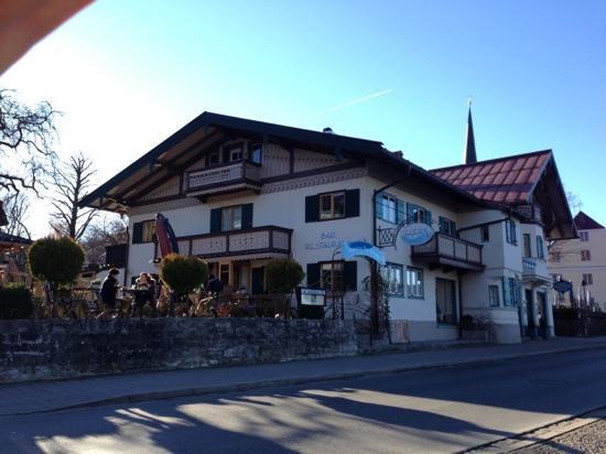 Rottach-Egern, Alemania: Aussenansicht im November
