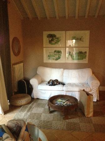 Residenza Le Versegge: Salle de séjour