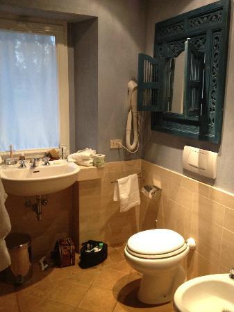Residenza Le Versegge: Salle de bains