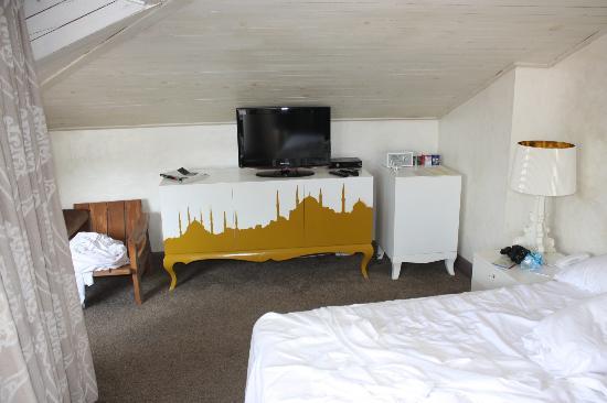 Hypnos Design Hotel: Chambre ANATOLE