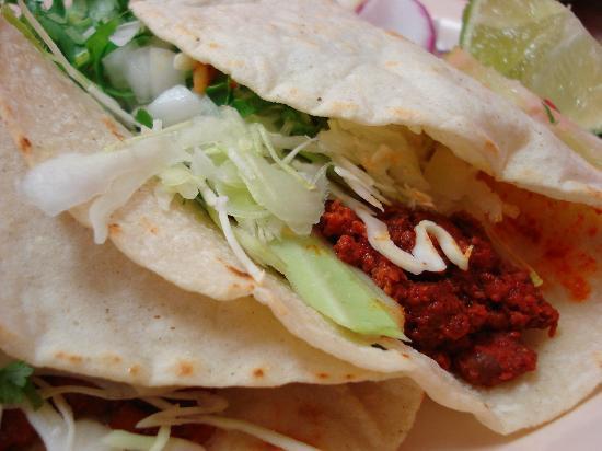 Luis's Taqueria: Taco al pastor