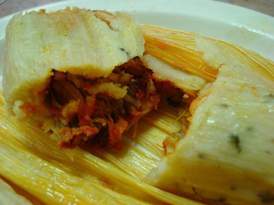 Luis's Taqueria: Tamal