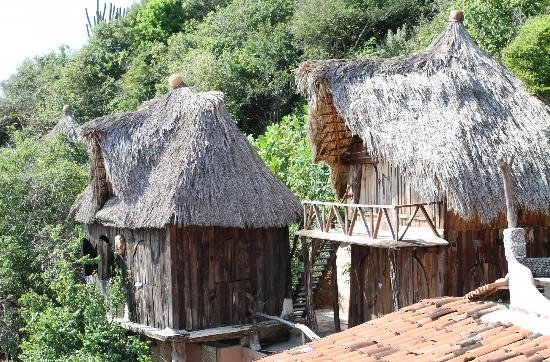 Gloria's Shambhala : Cabanas