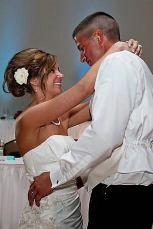 Timber Creek Inn & Suites: Bride Groom