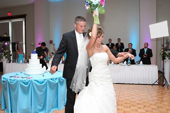 Timber Creek Inn & Suites: Bride Groom Bouquet