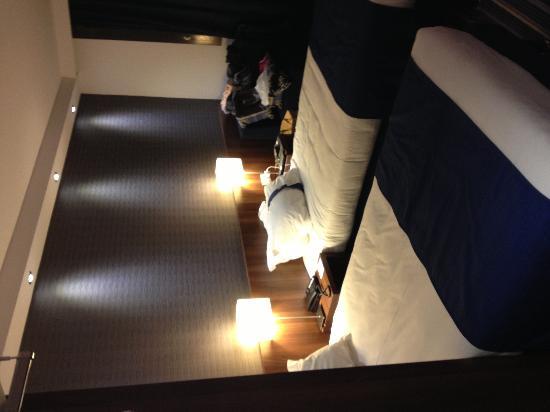 Holiday Inn Express Montpellier - Odysseum: Chambre confortable - déco sobre et élégante