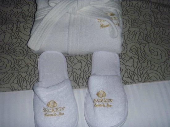 Secrets Silversands Riviera Cancun: Comfort