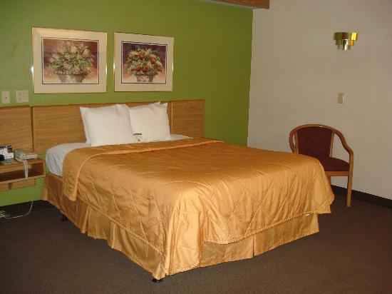 Sleep Inn SeaTac Airport: Room