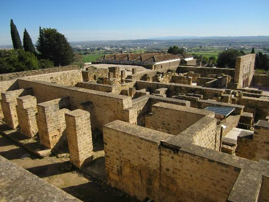 more ruins - Picture of Archaeological Ensemble of Madinat Al-Zahra, Cordoba ...