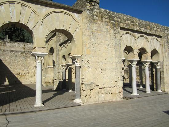 more ruins - Picture of Archaeological Ensemble of Madinat Al-Zahra, Cordoba ...