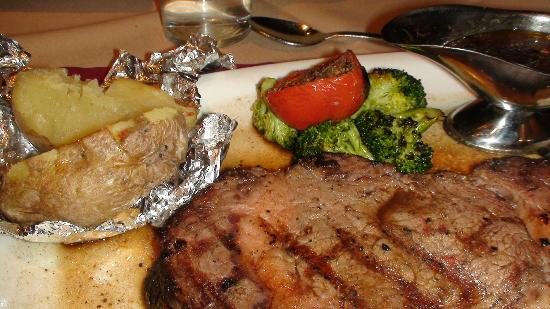 Cafe Buade : Beef prime rib