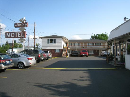 Viking Motel: Exterior Photo