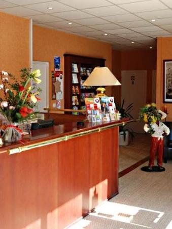 Belem Hotel: Reception