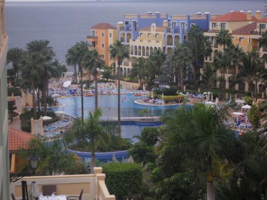 Bahia Principe Costa Adeje: An overall view
