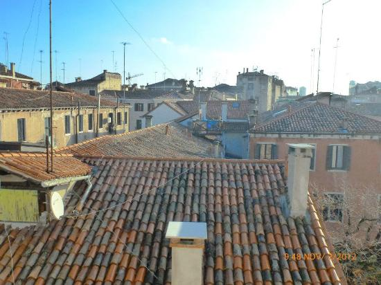 Hotel Ca' Zusto Venezia: roof top view