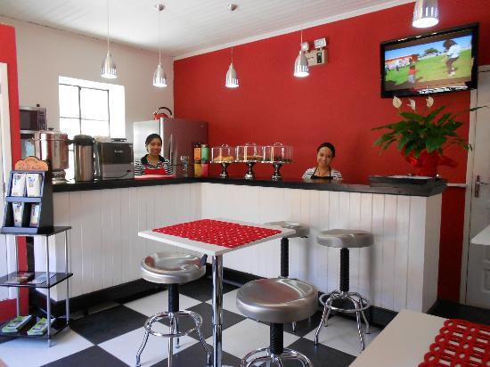 Casa Florencia Hotel: Me Late Cafe, Casa Florencia Antigua