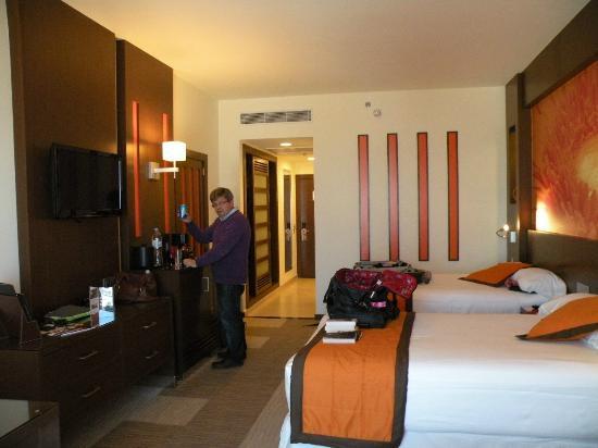 Foto de hotel riu plaza guadalajara guadalajara belle for Habitacion familiar hotel riu vallarta