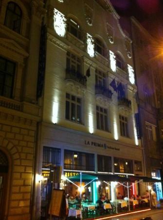 La Prima Fashion Hotel: Hotel La Prima