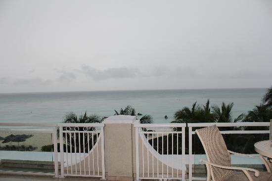 Beachcomber Grand Cayman: View from #17