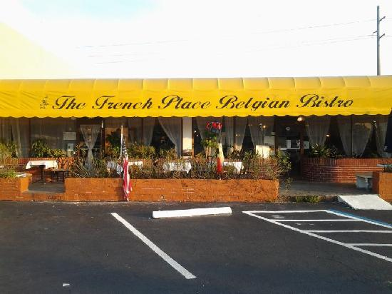 The French Place Bistro: The French Place